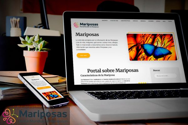 Cliente Blog Mariposas